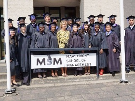 MBA. Masters of Business Administration.